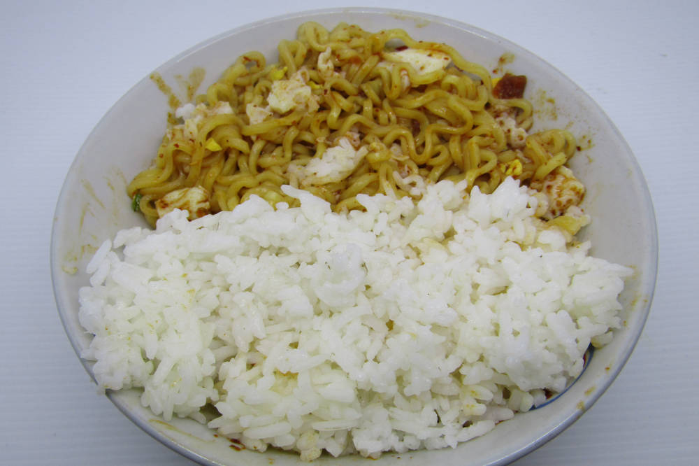 تخلصي من تعجين الأرز والمكرونة بخطوة واحدة فقط