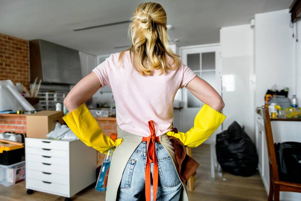 10 أفكار لتنظيف منزلك بكل سهولة
