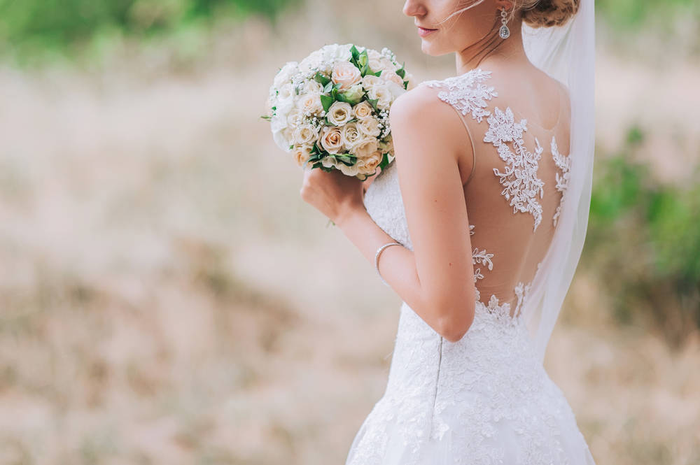 أفضل فساتين الزفاف