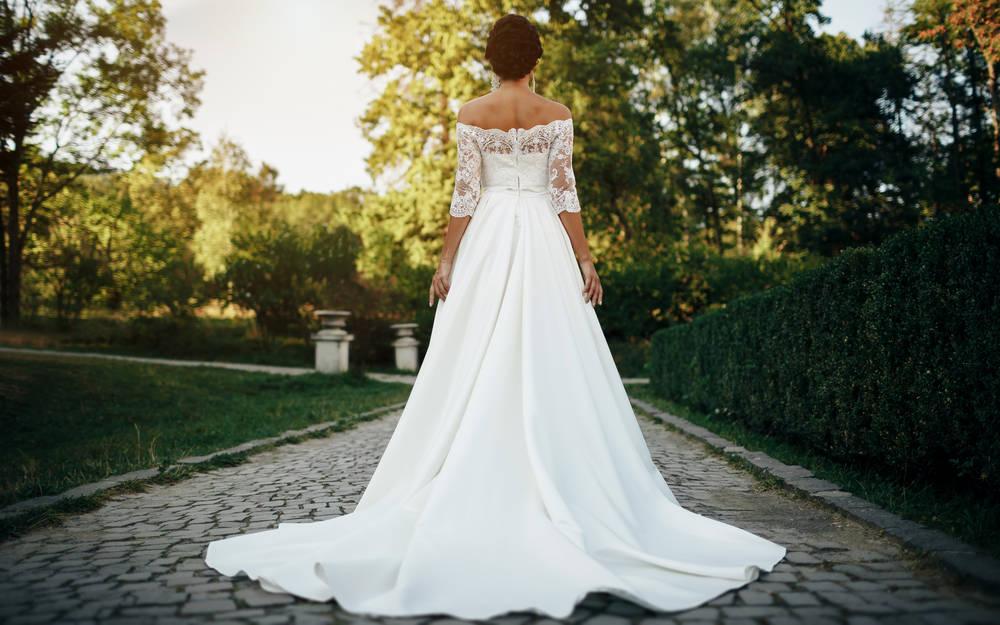 أفضل فساتين زفاف ل 2019