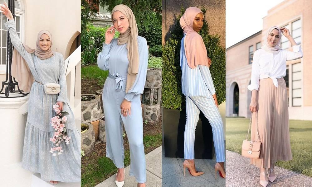 افضل ملابس للمحجبات في صيف 2019