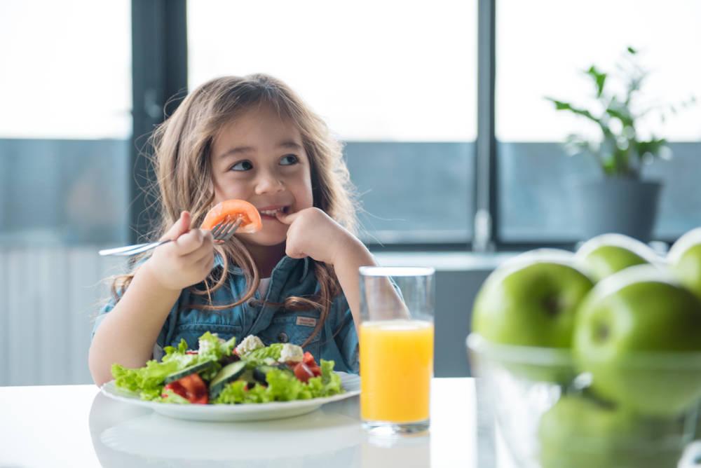 أطعمة لتقوية مناعة الأطفال في الدراسة