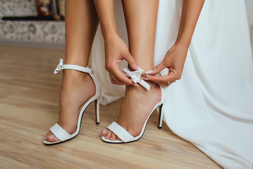 أفضل أحذية زفاف للعروس في 2020