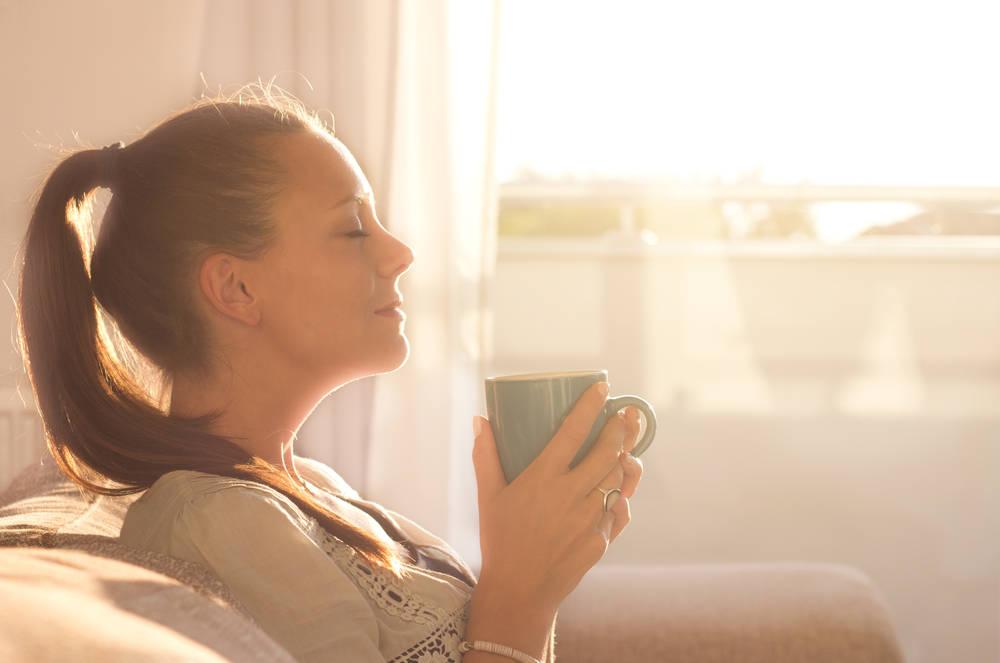 قهوة الصباح و تحسين المزاج