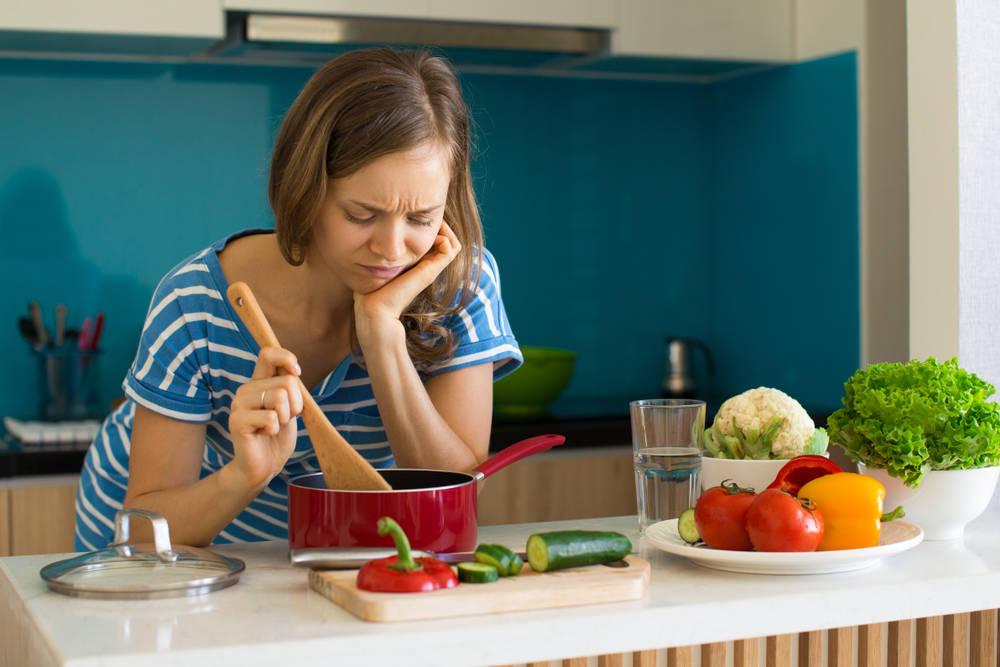 كيف أتخلص من رائحة زفارة الطعام؟
