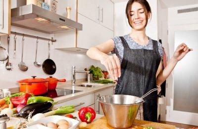 احتياطات امنيه اثناء الطهي