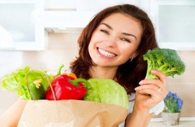 الخضروات والفاكهه فيتامينات في منزلك