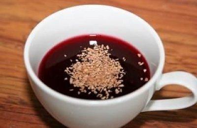 حساء العنب البري