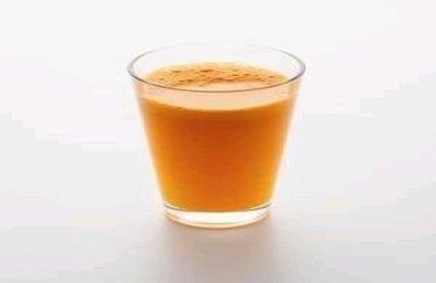 عصير المشمش والتفاح