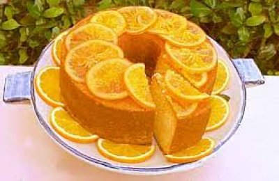 احلي كيكه بالبرتقال