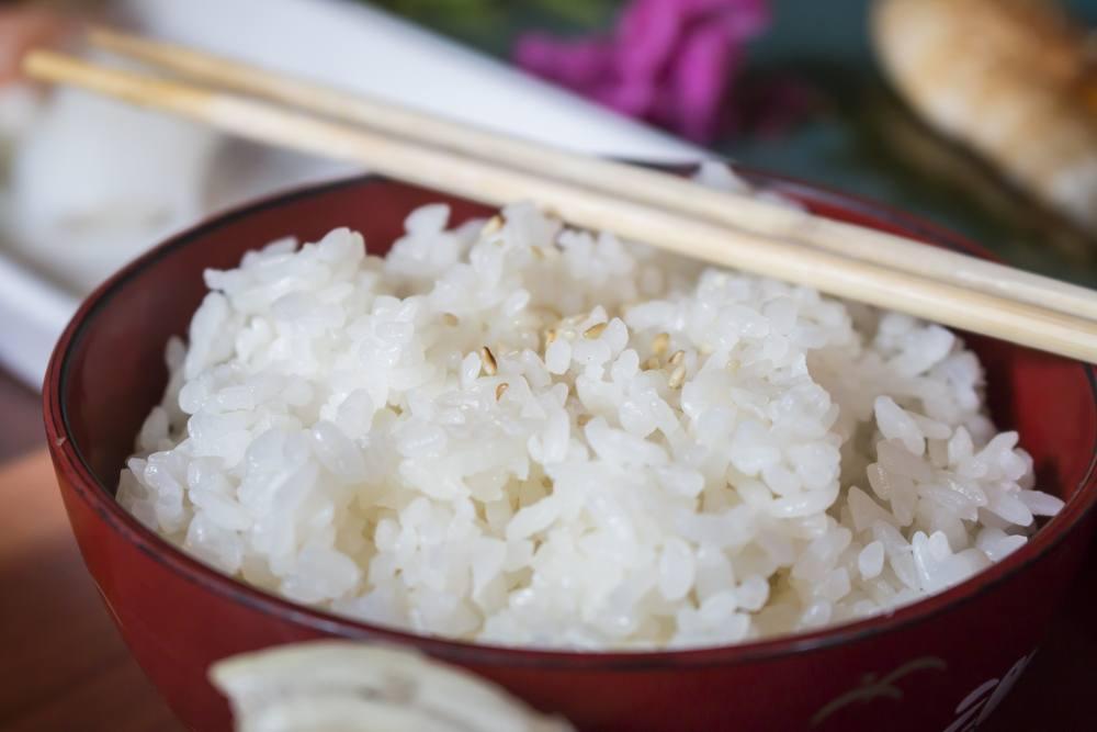 طريقة عمل أرز السوشي