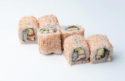 طريقه عمل ساندويتش سوشي التونه والافوكادو