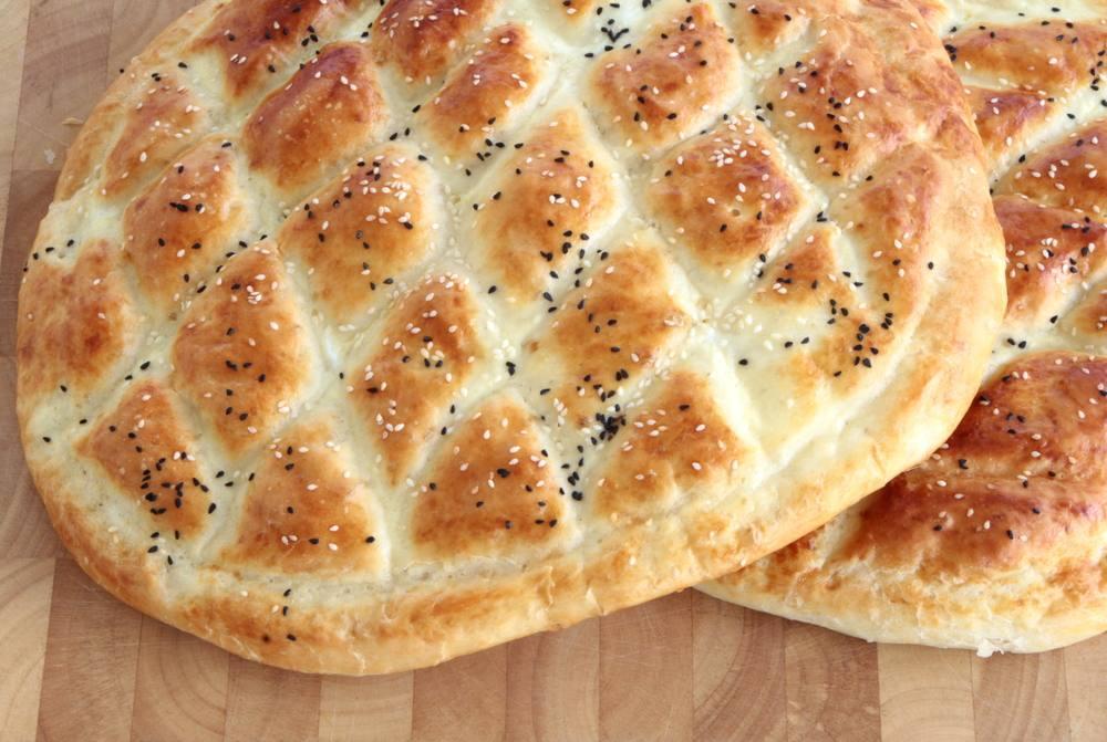 طريقة عمل العيش التركي