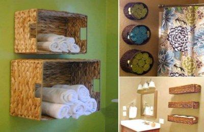 بالصور  افكار تساعدك علي توفير المساحات في المنزل