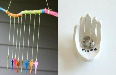 بالصور  افكار للتزيين اصنعيها مع طفلك