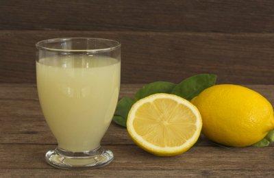 طريقه عمل مشروب الليمون