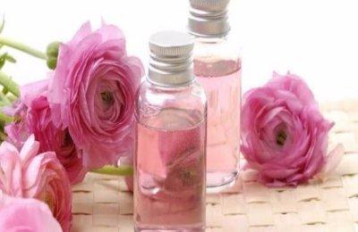 استخدامات جديده لماء الورد