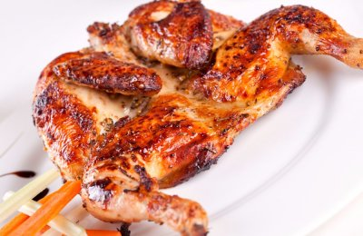 دجاج تندوري من المطبخ الخليجي