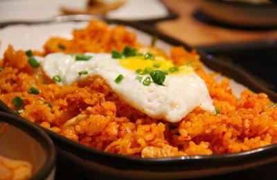 ارز مبهر بالبيض وصفه من المطبخ الهندي