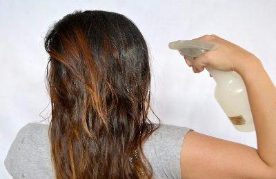 احصلي علي شعر اشقر بمكونات طبيعيه 100%
