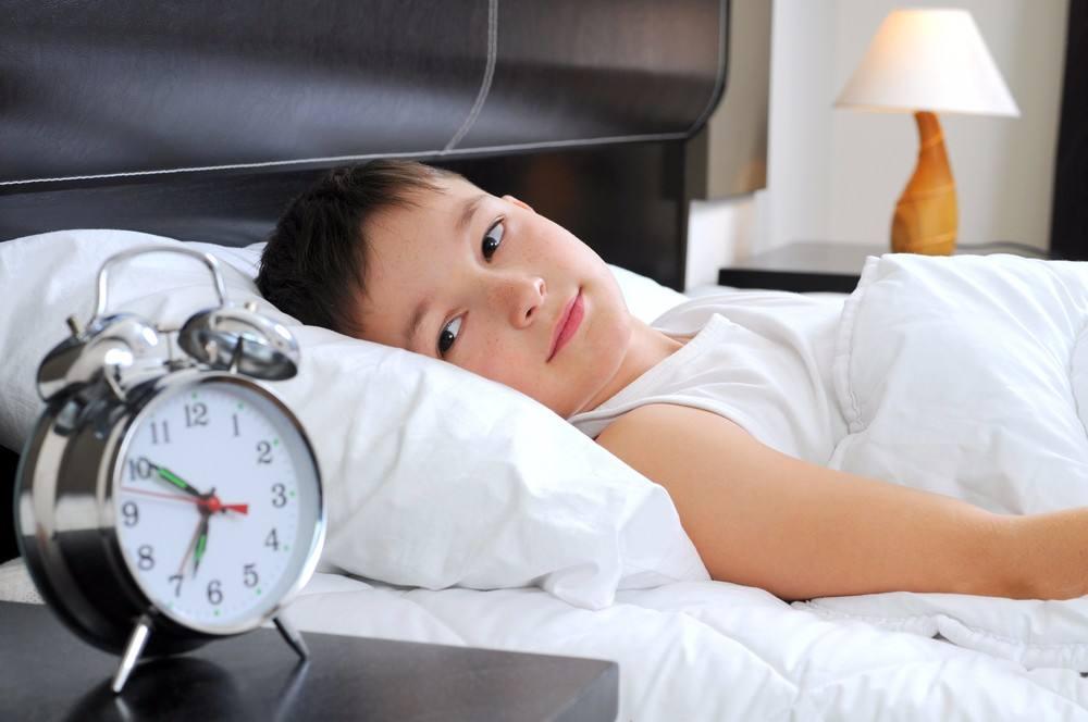 نصائح مهمة لنوم طفلك مبكرا قبل العودة الى المدرسة