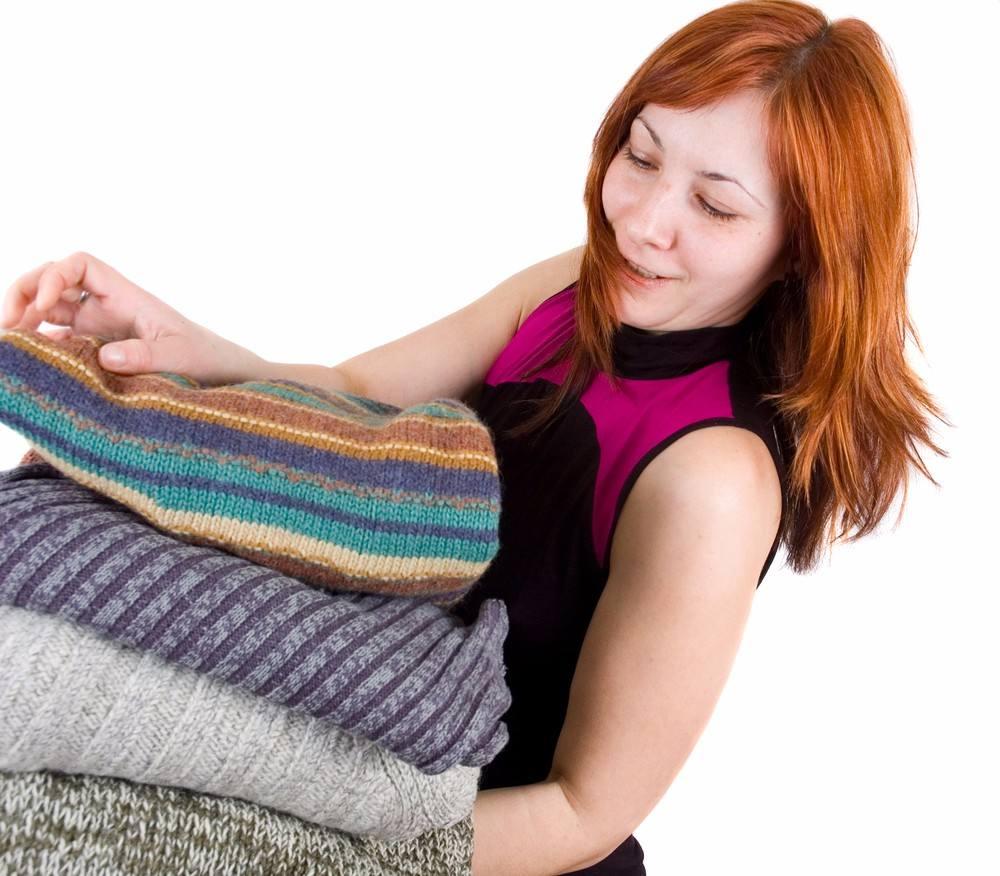 نصائح هامة لتنظيف الملابس الصوفية والحفاظ عليها