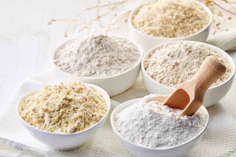 Bột ngũ cốc có lợi cho sức khỏe