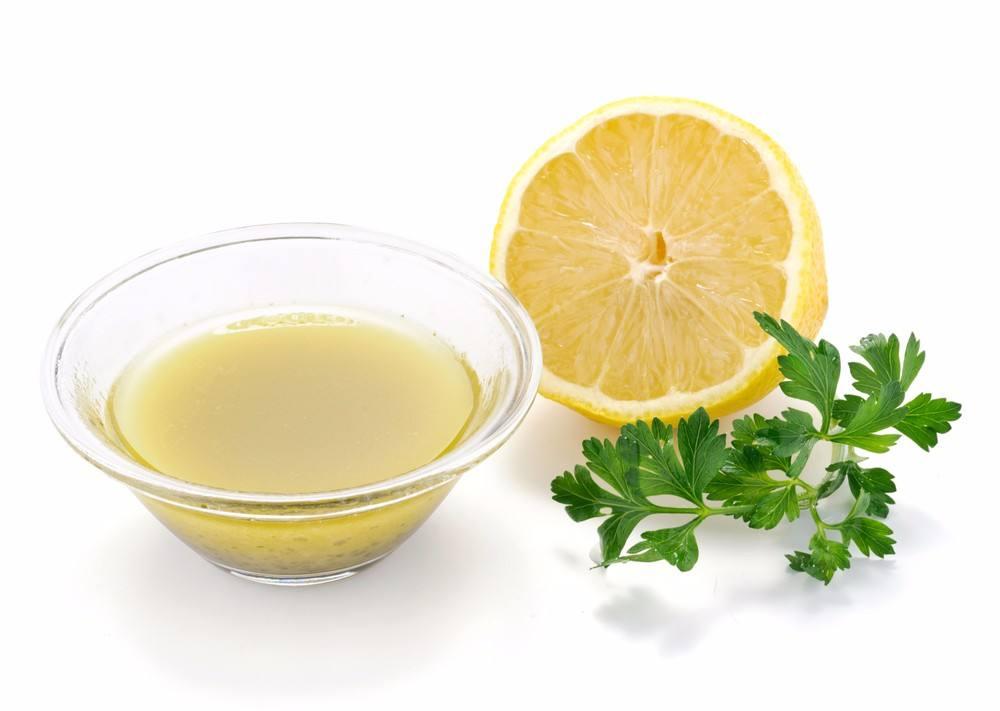 طريقة عمل صوص الليمون