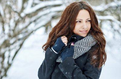 حافظي علي بشرتك وشعرك من جفاف الشتاء بهذه الطريقه