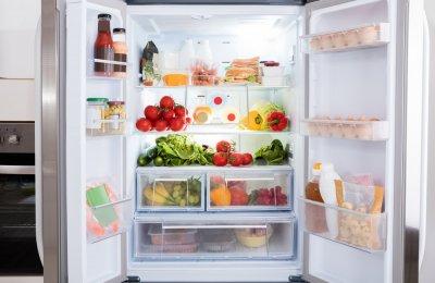 طرق حفظ وتخزين الخضروات في الثلاجه والفريزر