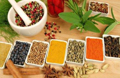 اهم التوابل والبهارات لمطبخك وفوائدها الصحيه