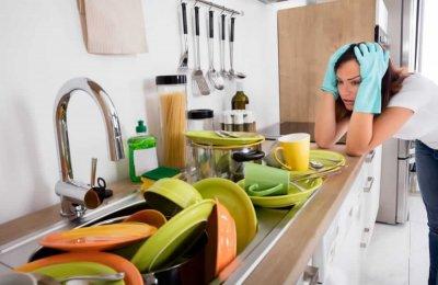 48 نصيحه لتنظيف المطبخ وادواته