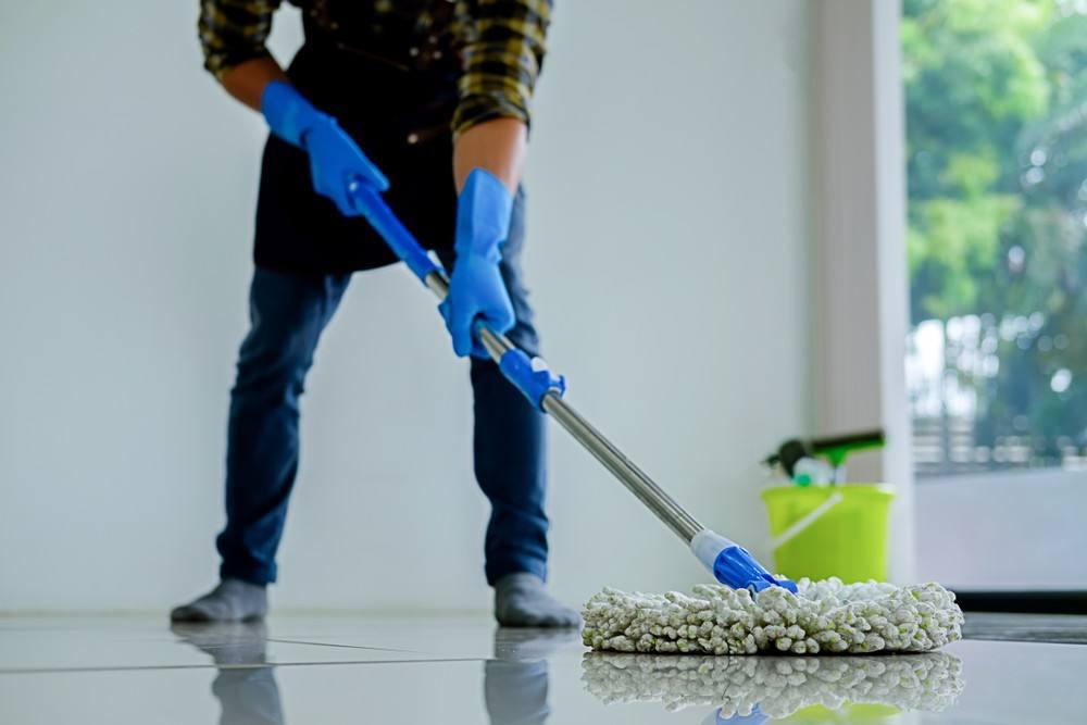 تنظيف فلل