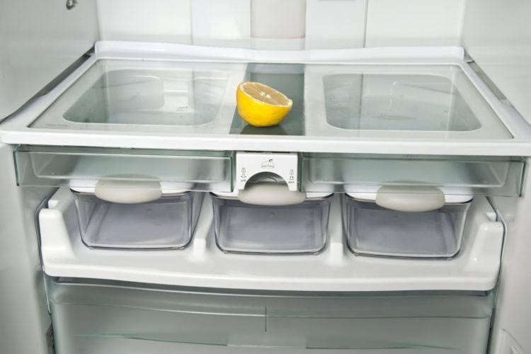 رائحة الثلاجة