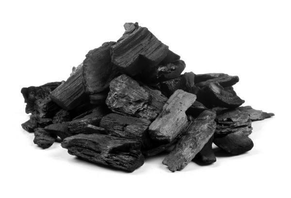 الفحم في الثلاجة