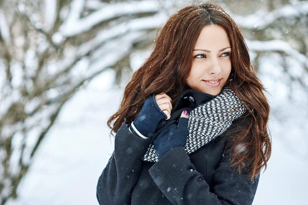 حافظي على بشرتك وشعرك من جفاف الشتاء بهذه الطريقة