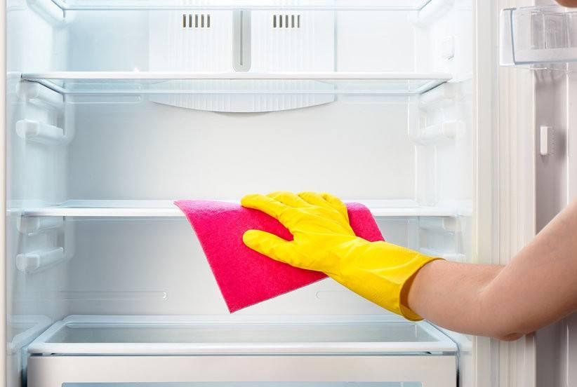 نظافة الثلاجة