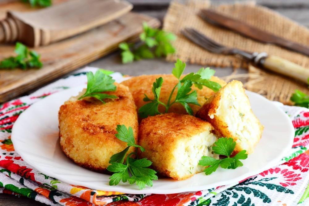 ناجتس القرنبيط بالبطاطس في 20 دقيقة