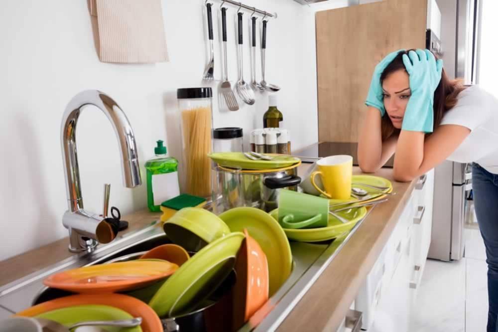 48 نصيحة لتنظيف المطبخ وأدواته