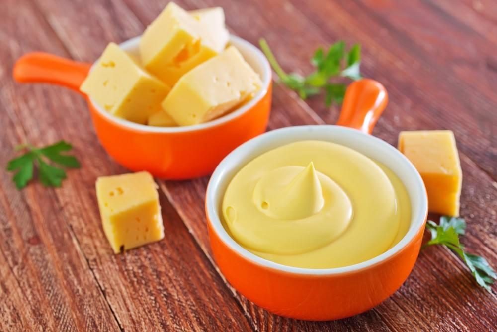 طريقة عمل صوص الجبنة الشيدر